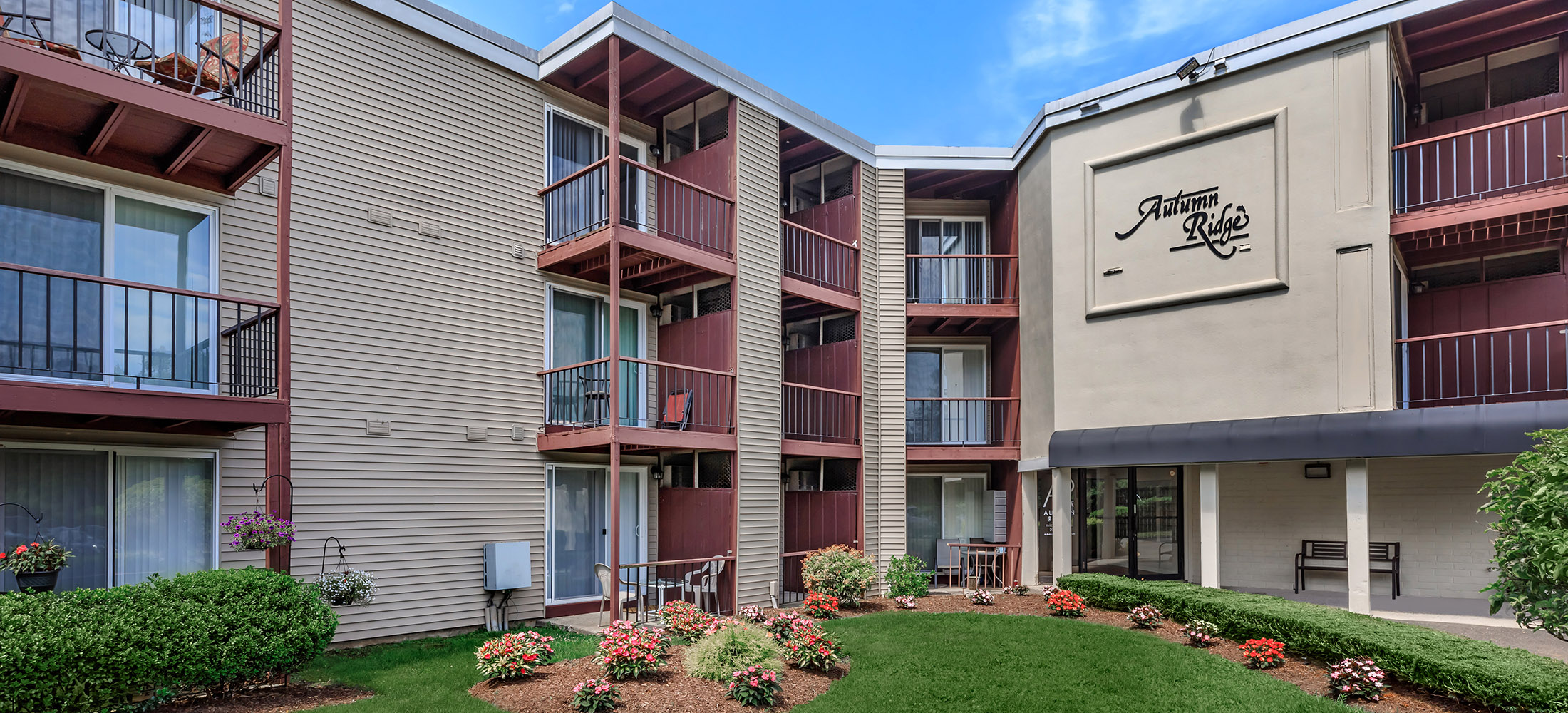 autumn ridge - apartments in east haven, ct